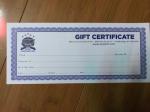 WNY School of Hockey Ice Camp Gift Card
