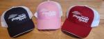Sandwich Bill Trucker Hat: White Logo