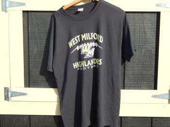 Football Short Sleeve T-Shirt