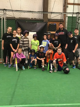 2018 June 22 One Day Baseball Clinic