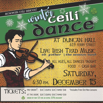 Winter Ceili Family Ticket