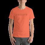Bvb. Unisex Heather Orange