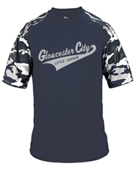 GCLL:  Camo Short Sleeve T-Shirt