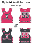 Boys Game Jersey