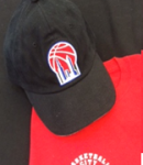 Basketball City Logo Hat