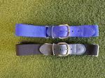 Intensity uniform royal belt