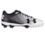 UA Leadoff Low Top Molded Cleat (Sizes 6-15)