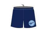 Girls Practice Shorts-Navy