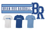 Brian Rios Baseball T-Shirts