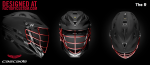 Seahawks Custom Cascade R Lacrosse Helmet
