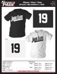 Jags Elite Jerseys ( Black and White)