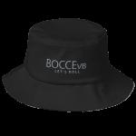 Bvb. Bucket Hat Black