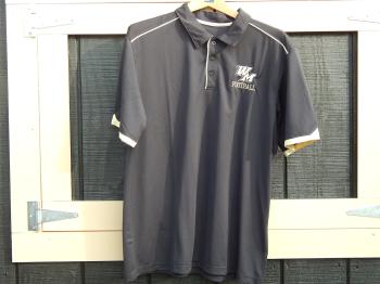 Football Dri-Fit Golf Shirt