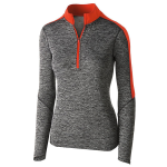 Ladies Electrify 1/2 Zip Pullover
