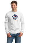 Cotton Long Sleeved T-Shirt