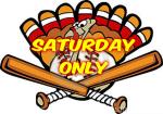 Thanksgiving Weekend Hitting Program - Saturday