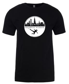 Empower Women with a #phillywomensoccer t-shirt