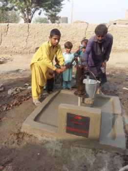 Water Pump in Pakistan