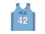 Girls Jersey Reversible