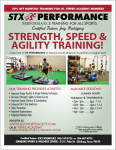 STX Performance Training (Age 7-11) - 8 Sessions