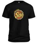 Sol Black T-Shirt