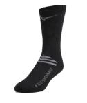 Mizuno Crew Sock - black