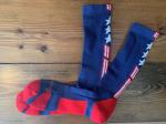 Navy Stars and Stripes Socks