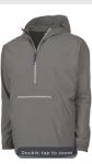 Grey Charles River Rain Jacket