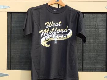 Youth Cheer Swirl T-Shirt