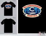 75th. Anniversary T-Shirt