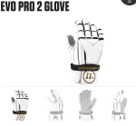 Bandits Warrior Custom Lacrosse Gloves