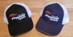 Sandwich Bill Trucker Hat: Color Logo