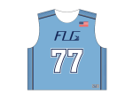 Boys Game Jersey Reversible