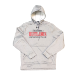Outlaws Under Armour Hoodie Grey