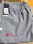 Adidas Houston Stars Grey Trackpant
