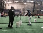 Saturday's Baseball Hitting Clinic w/Kevin - Jan