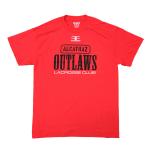 Alcatraz Outlaws T-Shirt- Men's