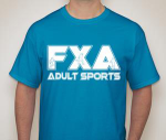 FXA Team Shirts -10 or more shirts must be ordered
