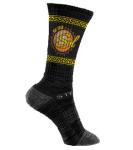 Sol Strideline Black Socks