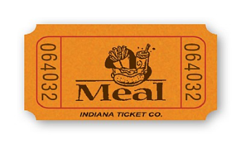 (1) Meal/Beverage Ticket for Alfredo's Beach Club