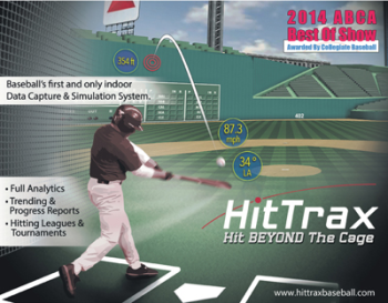 November Hitting Academy HitTrax with Alex