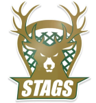 Stags Logo Magnet