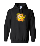 Sol Black Sweatshirt