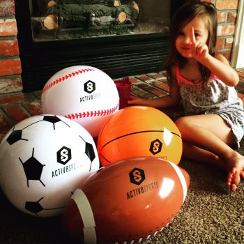Sports Beach Balls