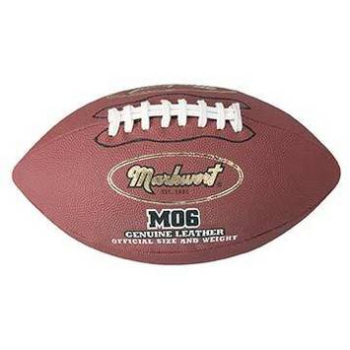 Markwort Leather Official Size Football