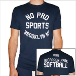 Navy Crew w/McCarren Softball - FREE SHIPPING