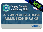 SENIOR 2019-20 Season Ticket