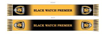 Black Watch Premier Scarf