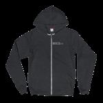 Bvb-Unisex Zip up Gray