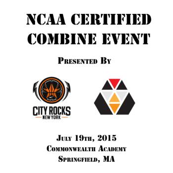 PSA Cardinals/City Rocks Combine Event Packet